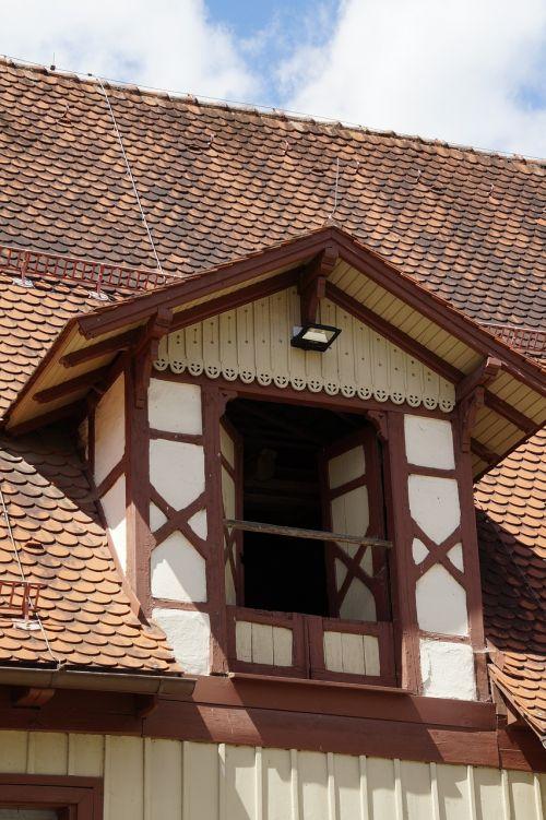 dormer window truss