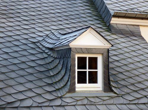 dormer slate roof