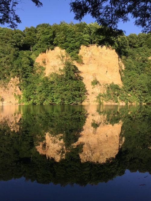 dornheckensee bonn quarry