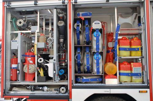 dortmund fire fire truck