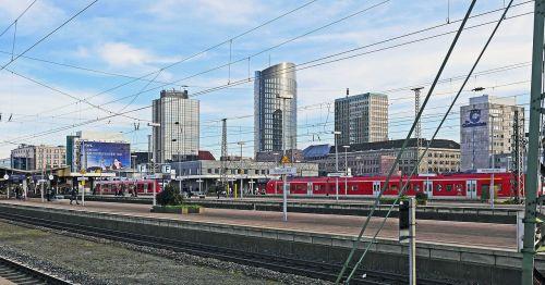 dortmund hbf skyline
