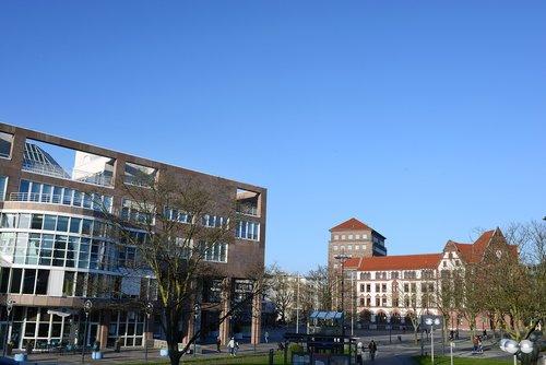 dortmund  town hall  town home