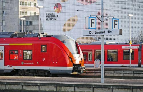 dortmund hbf german football museum s bahn