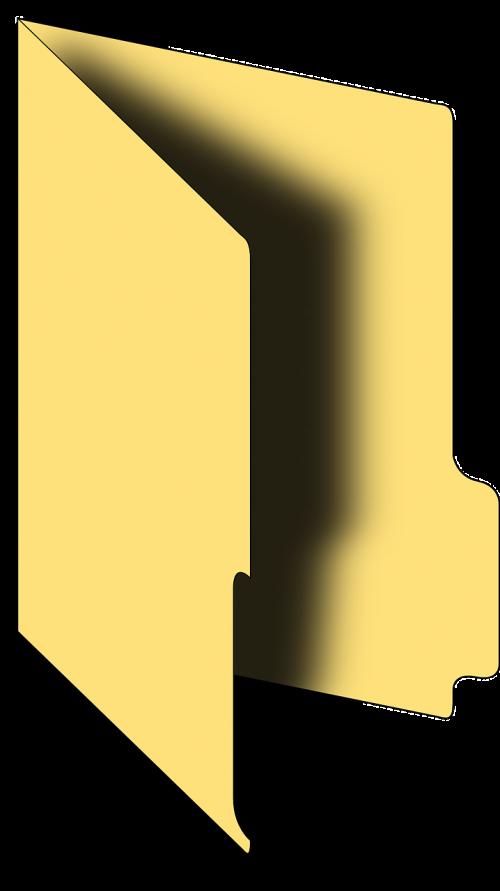 dossier file folder