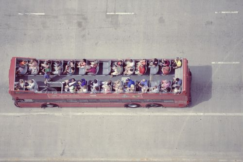 double decker bus tour bus tourism