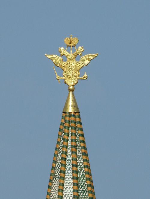 double eagle kremlin moscow