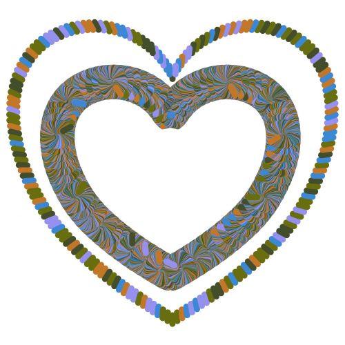 Double Heart IV