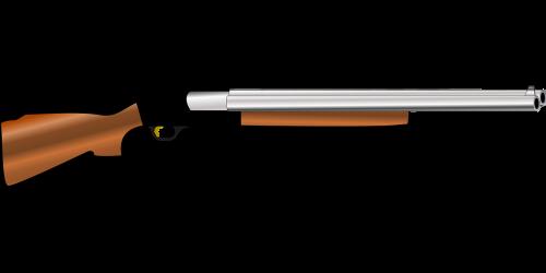 double rifle gamekeeper gun