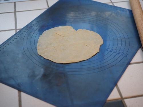 dough platt finish