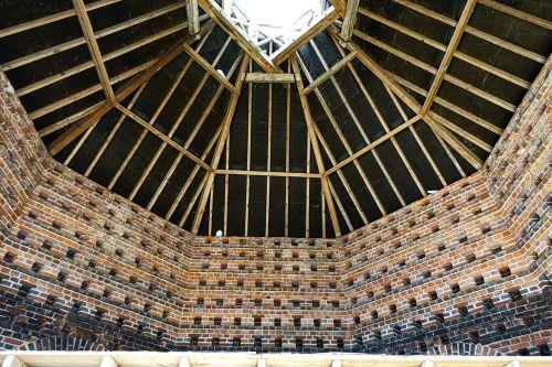 dovecot pigeon building