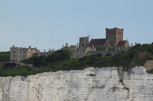 dover white cliffs dover castle