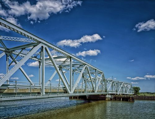 dover bridge maryland architecture