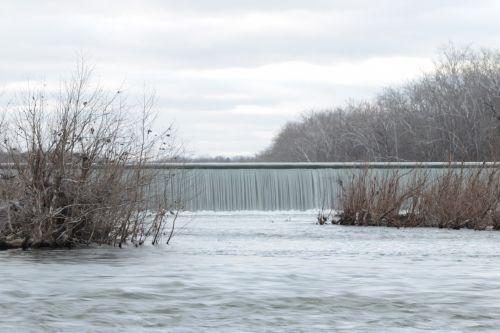 Downstream Falls