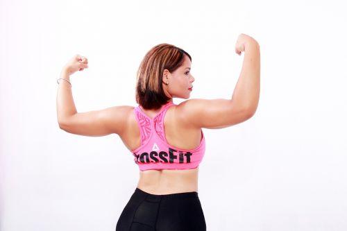 women strong exercise