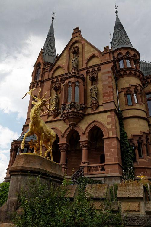 drachenfels castle rhine castle
