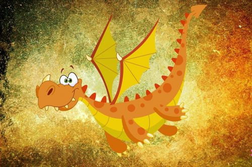 dragon mythical creatures monster