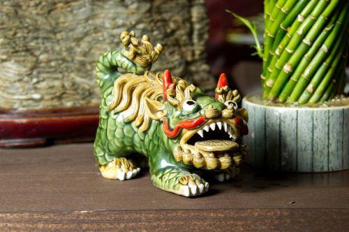 dragon japan green dragon