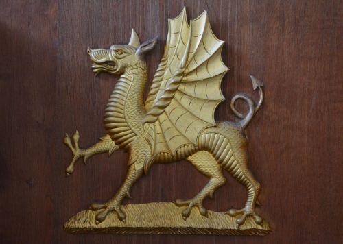 dragon emblem symbol