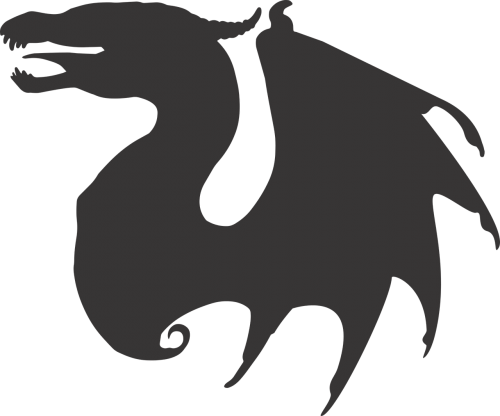 drakonas,drakonas vektorius,drakonas siluetas,gyvūnas,fantazija,drake,sparnai,tamsi,piešimas,žvėrys,juoda,vaizduotė,nemokama vektorinė grafika