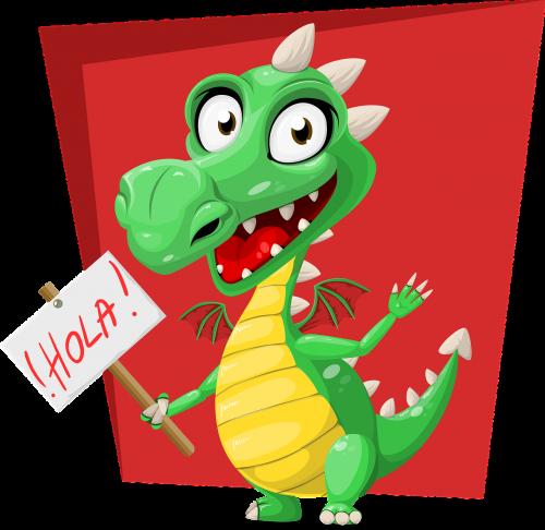 dragon green hola