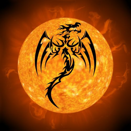 dragon fire monster