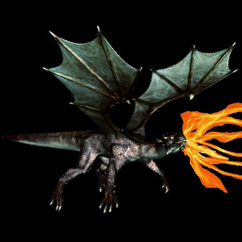 dragon fire fantasy