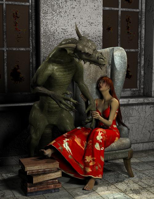 drakonas,knygos,Lady,kėdė,istorija,fantazija,gyvūnas,fėja,dizainas,pasaka,charakteris,viduramžių,mitologija,monstras,legenda,padengti,kambarys