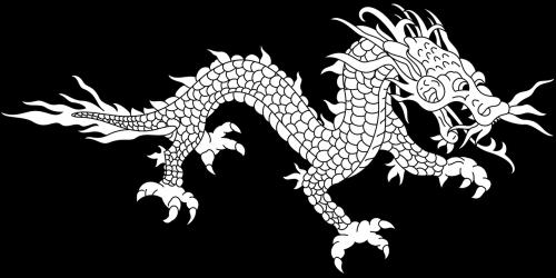 dragon heraldry legend