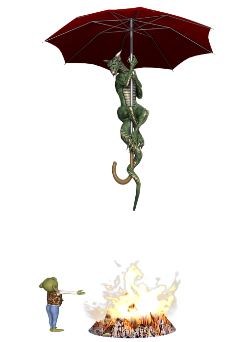 dragon fantasy fairytale