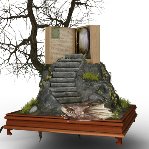 dragon book fairy tales