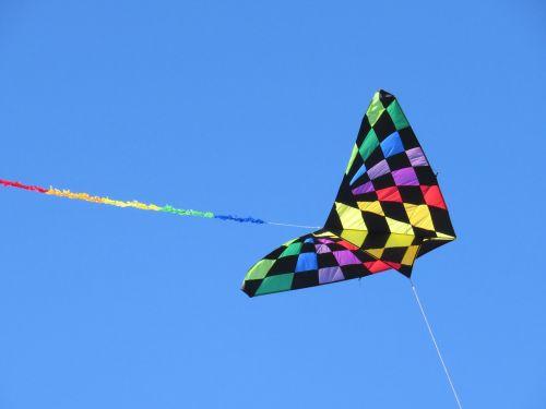 dragon flying object wind