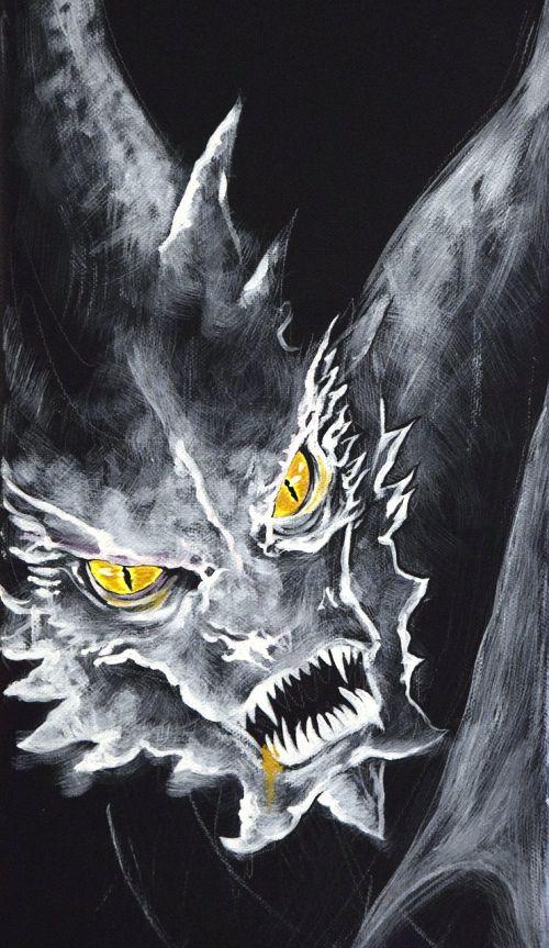dragon dragoon illustration