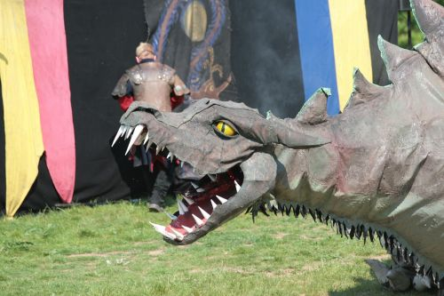 dragon middle ages ronneburg