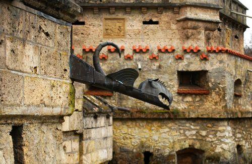 dragon castle castle lichtenstein