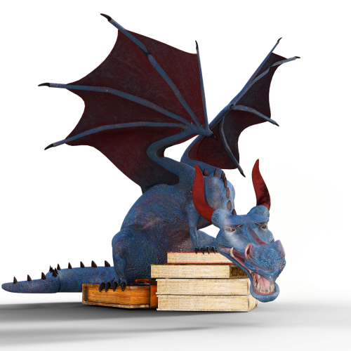 dragon books magic