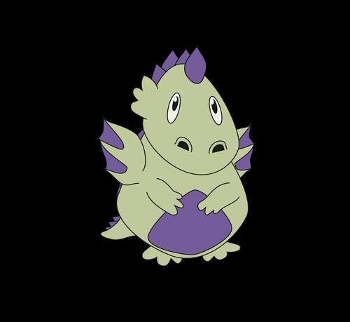 dragon  transparent  children's motives