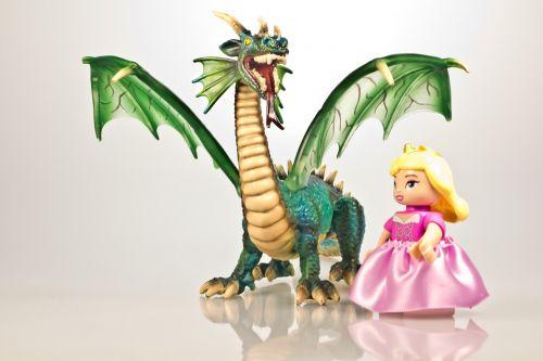 dragon fairy tales princess