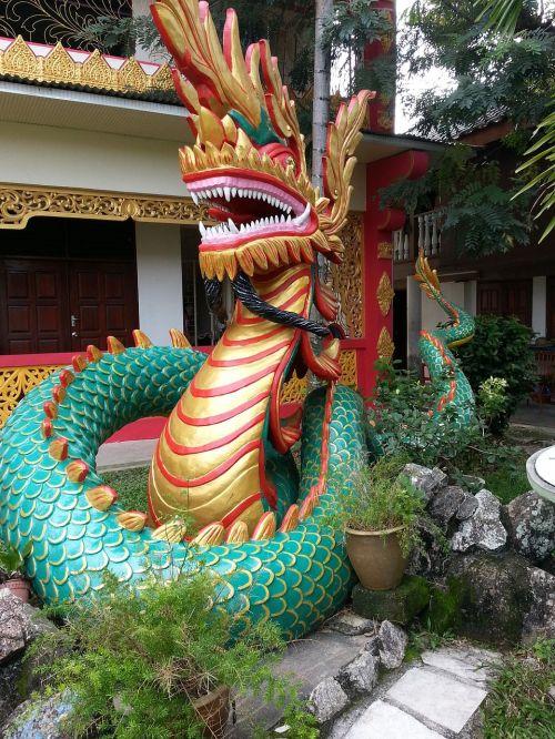 drakonas,asija,skulptūra