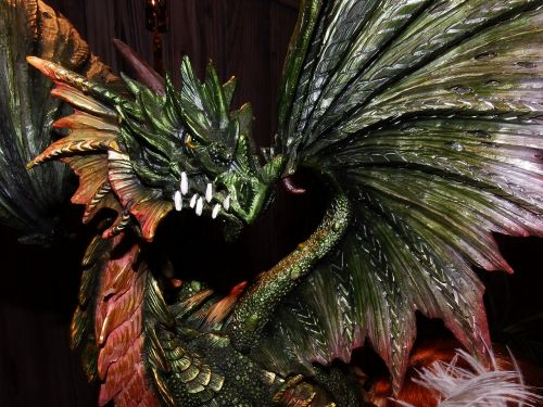 dragon so cool cool