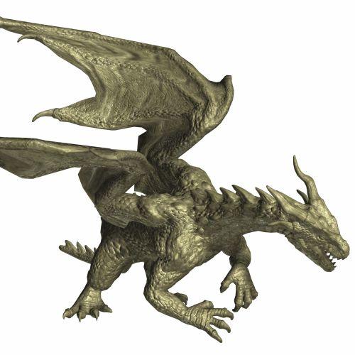 Dragon Claw Attack