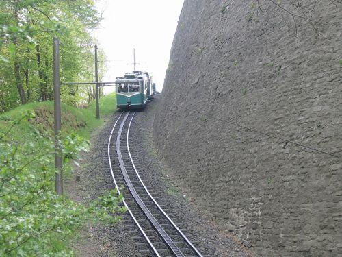 dragon rock train seemed