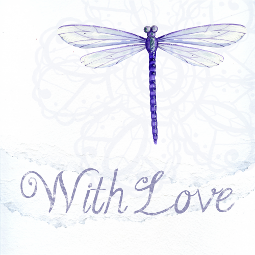 dragonfly with love