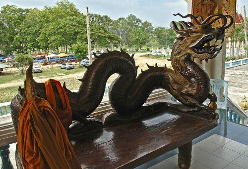 dragons bank wood