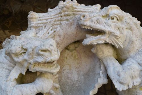 dragons steinmetz art