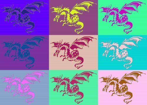 Dragons Set