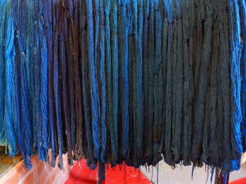 drain wool fabric