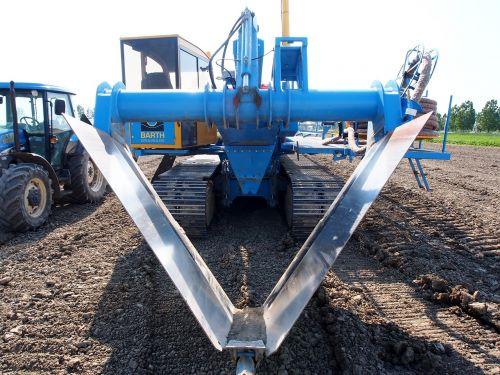 drainage vehicle barth