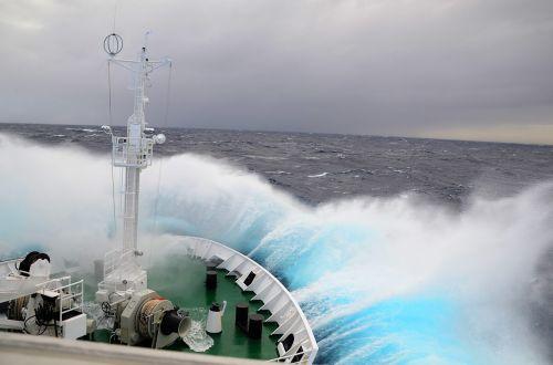 drake passage antarctica waves