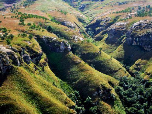 Drakensberg, Kwa-zulu, Natal