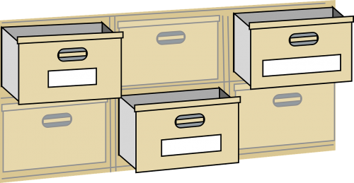 drawers cabinet furniture